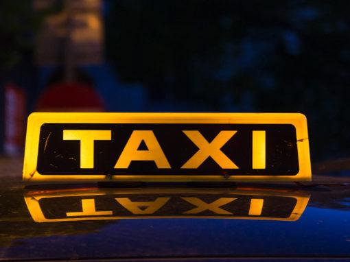 Taxikrieg in Feldkirch!