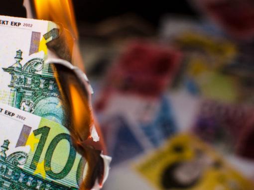 Lebensversicherung: Ein garantierter Kapital-Verlust