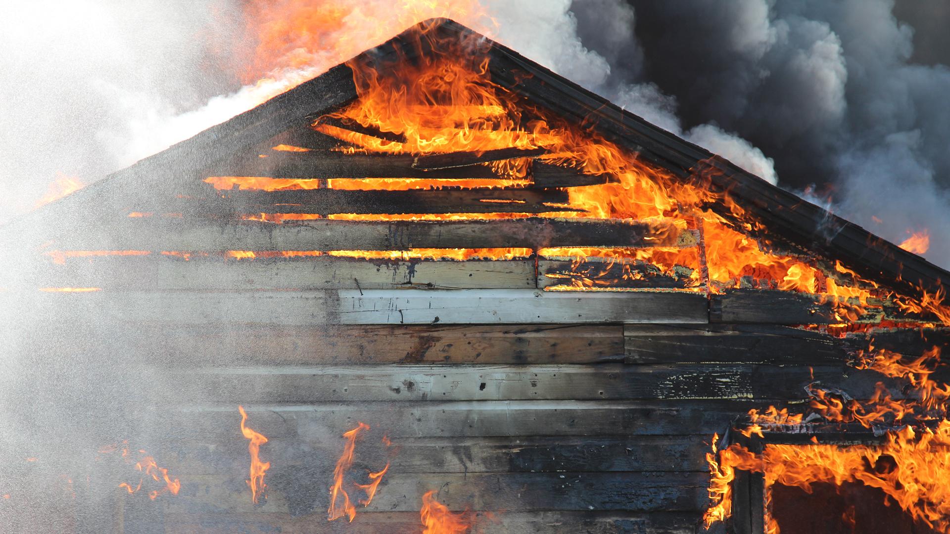 Brand: Versicherung zahlt nicht